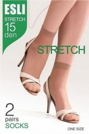 Колготки Stretch 15 castoro Esli