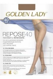 Колготки Repose 40 nero Golden Lady