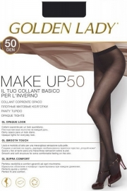 Колготки Make UP 50 marrone Golden Lady